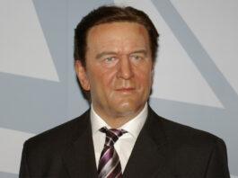 Kanzler Schröder